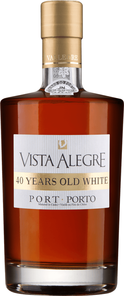 Vista Alegre 40 Anos Old White