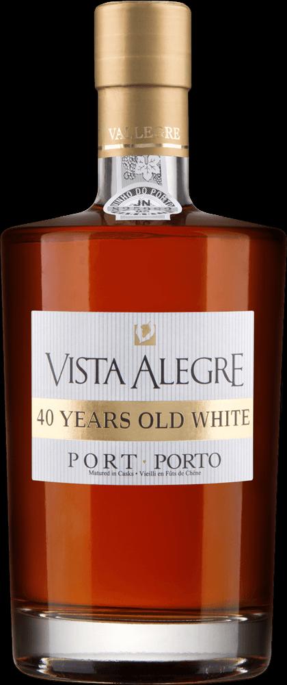 Vista Alegre 40 Anos Old White